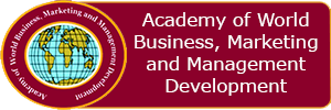 Academy of World Business, Marketing and Management Development